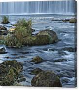 Lanesboro Dam 9 Canvas Print