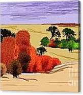 Lanscape 102 Canvas Print