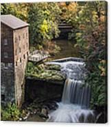 Lantermans Mill Canvas Print