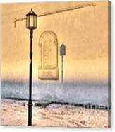 Lantern Day Canvas Print