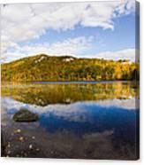 Lantern Hill Pond - North Stonington CT Canvas Print
