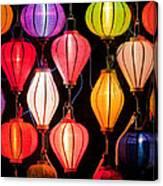 Lantern Stall 04 Canvas Print