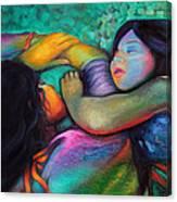 Lara's Dream Canvas Print