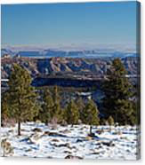 Larb Hollow Overlook Canvas Print