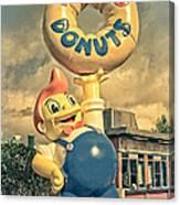 Lard Lad Donuts Canvas Print