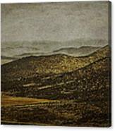 Las Colinas - The Hills Canvas Print