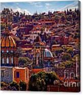 Las Monjas Canvas Print