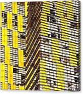 Las Vegas Abstract Canvas Print