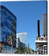 Las Vegas - Cosmopolitan Casino - 12121 Canvas Print
