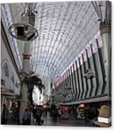 Las Vegas - Fremont Street Experience - 12121 Canvas Print