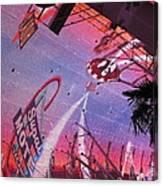 Las Vegas - Fremont Street Experience - 121212 Canvas Print