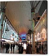 Las Vegas - Fremont Street Experience - 12126 Canvas Print