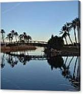 Las Vegas Reflections Canvas Print
