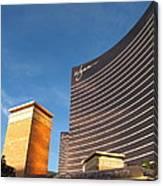 Las Vegas - Wynn Casino - 12128 Canvas Print