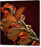 Last Colors Of Summer Canvas Print