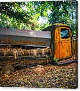 Last Delivery Canvas Print