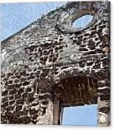 Last Fortress Canvas Print