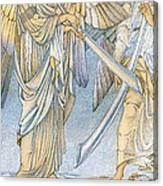 Last Judgement 3 Canvas Print