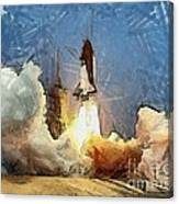 Last Launch Canvas Print