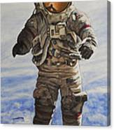 Last Man - Apollo 17 Canvas Print