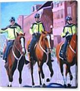 Last Parade Canvas Print