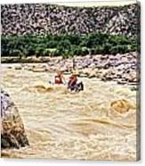 Last Rapids Canvas Print
