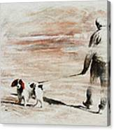 Last Walk Canvas Print