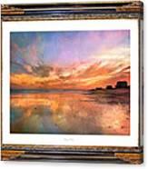 Lasting Moments Canvas Print
