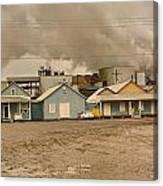 Lasuca Sugar Mill St Martinville Louisiana Canvas Print