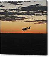 Late Afternoon Canvas Print