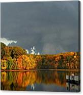 Late Autumn Storm Canvas Print