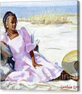 Latesha Canvas Print