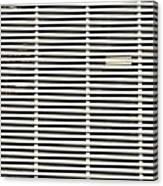 Lattice For Modern Building Canvas Print