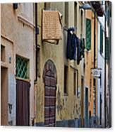 Laundry Citta Di Castello Canvas Print