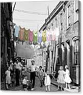 Laundry Day 2 Canvas Print