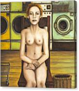Laundry Day 5 Canvas Print