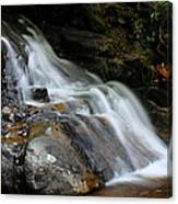 Laurel Falls Great Smoky Mountains Canvas Print