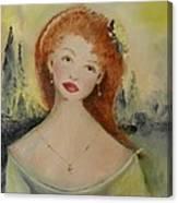 Laurel Canvas Print