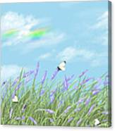 Lavander Canvas Print
