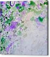 Lavender Dreams 1 Canvas Print