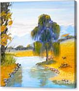 Lawson River Canvas Print