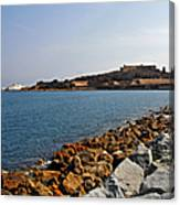 Le Fort Carre - Antibes - France Canvas Print