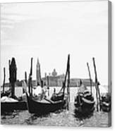 Le Gondole - Venice Canvas Print