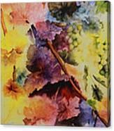 Le Magie D' Automne Canvas Print