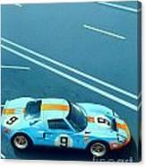 Le Mans 68 Canvas Print