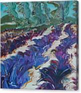 Le Mistral - Original For Sale Canvas Print