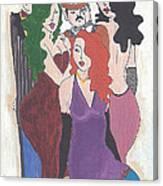 Le Palais Royal Canvas Print