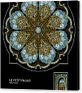 Le Petit Palais Canvas Print