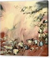Le Souffle De L Ange Canvas Print