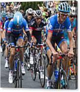 Le Tour De France 2014 - 2 Canvas Print